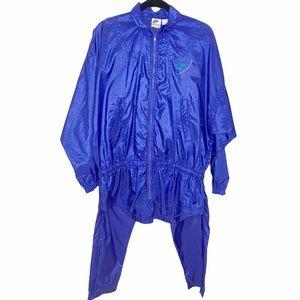 Vintage Nike x Lady Foot Locker Nylon Track Suit